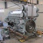 Dieselmotoren / Diesel aggregaten / Constructiebouw